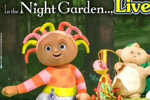 Kids' show In The Night Garden is coming to Nottingham Theatre Royal next year