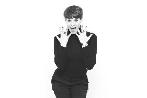See stand-up star Suzi Ruffell at Nottingham Glee Club