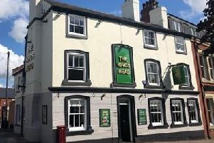The Kings Head in Ilkeston, which is to be given a major facelift.