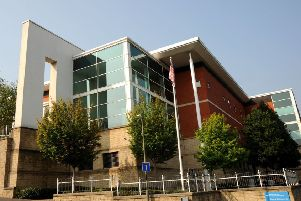 "Chesterfield magistrates' court heard how dealer Wayne Larkin was caught with the class B ""zombie drug""."