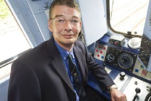 Mr Botham has been a train driver for more than 25 years.