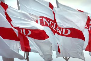 England off to an opening win last night.