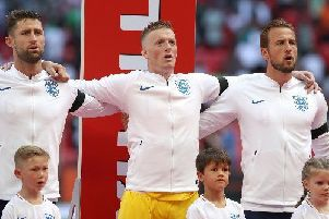 LOMAS ON RUSSIA: England's youngsters can make history as the old guard flies home