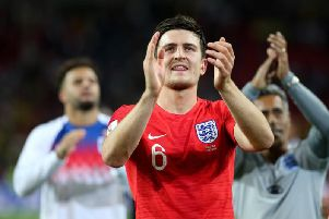 Harry Maguire is wanted by several clubs.