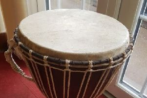 Do you recognise this bongo drum?