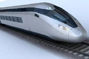 HS2 will go via Sheffield city centre and the Dearne Valley