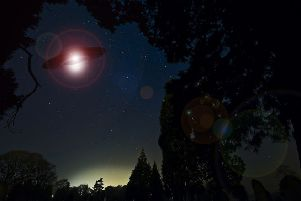 Could Ministry of Defence files shed new light on Derbyshire UFO sightings?