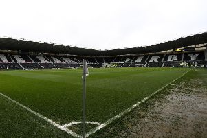 Derby County v Reading