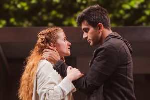 Romeo and Juliet hits the stage in city as RSC tour reaches Nottingham Theatre Royal