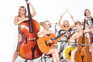 Get your tickets for Calendar Girls The Musical in Nottingham later this year