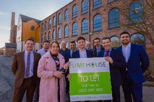 Former Victorian mill in Ilkeston turned into 'stunning' flats
