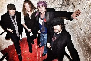 Rock aces The Quireboys are heading to Derby for gig at The Flowerpot