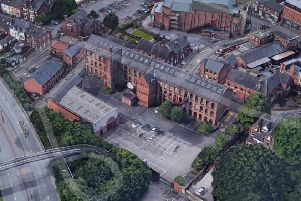 A dozen new houses are to be built close to the former site of a historic Ilkeston mill.