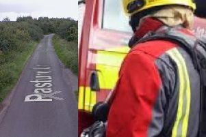 Fire crews were called to Pasture Lane. Pic: Google Images.