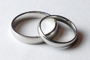 Across England and Wales, less than a quarter of marriages are religious ceremonies.