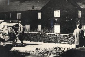 The Pottery Cottage murders in Chesterfield are explored in Roger Flint's new book, From Cop to Commander.