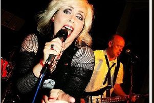 Top tribute Blondied make return visit to The Flowerpot in Derby