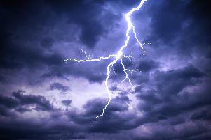 Flooding and travel disruption possible as Met Office issues thunderstorm warning for Derbyshire