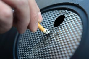 Derbyshire Dales's smoking rate was lower than across the East Midlands  15.8% smoked across the region.