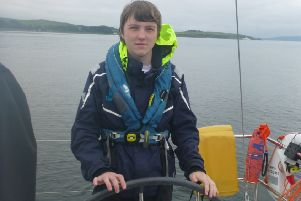 Derbyshire teen recovering from cancer gets a sailing trip of a lifetime