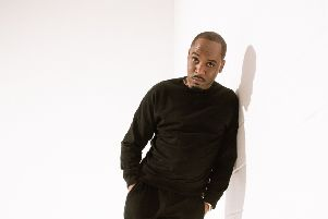 See top stand-up performer Dane Baptiste at Derby Theatre next year