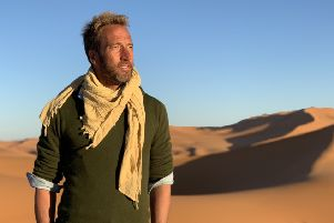 Thrilling tales from Ben Fogle next year at Royal Concert Hall