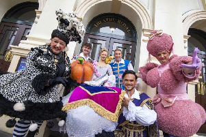Stars will shine in Cinderella at Theatre Royal Nottingham this year