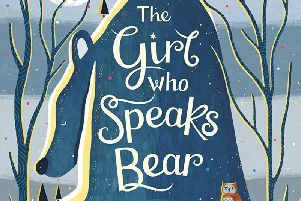 The Girl Who Speaks Bear by Sophie Anderson and Kathrin Honesta