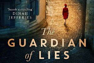 The Guardian of Lies by Kate Furnivall