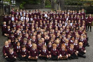 Photo Neil Cross: The Cathedral Catholic Primary School, Lancaster