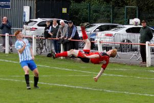 The Riversiders overturned an early second-half deficit to reach the next round of the Macron Cup