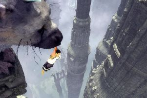 GAME OF THE WEEK The Last Guardian, for the PS4, an action/adventure game, priced at 43.99. Picture credit: PA Photo/Handout.