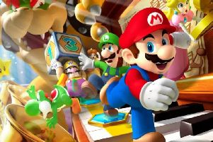 Super Mario Run will allow you to play as a number of characters from the games universe (Image: Nintendo)