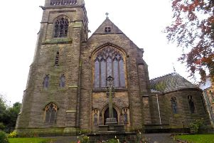 St Joseph's Church, Lancaster is 'at risk'