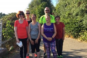 Runners took part in their first C25K race recently.