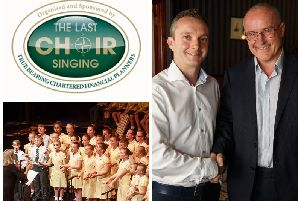 Could you write a song for the Last Choir Singing Competition?