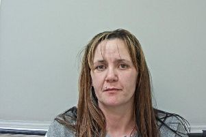 Detectives want to trace Kevina Nicholson, 36 (pictured)