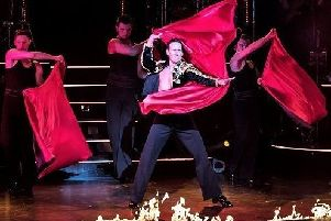 Brendan Cole, All Night Long at Grand Theatre, Blackpool: An interesting two hours of light entertainment