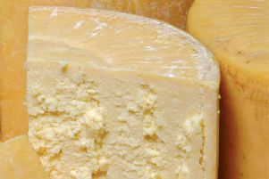 Lancashire cheese is losing out to Cheddar as the Red Rose county's favourite at Christmas