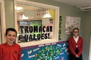 Everyone is valued at Trumacar Nursery and Community Primary School