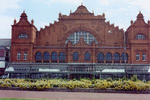 Morecambe Winter Gardens.