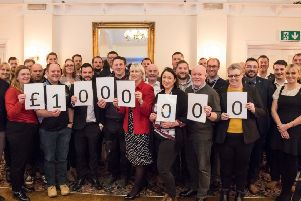 Networking group brings in £1m in business in a year