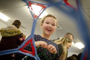 Power stations and uni hold science day