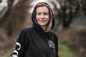 Louise Goddard, founder of LegItLancaster and official #mentalhealthmile events.