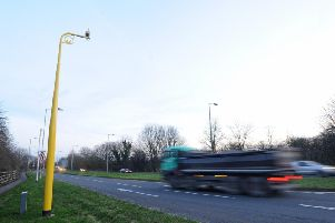Lancashire Constabulary detected 61,242 speeding drivers between April 2017 and March 2018
