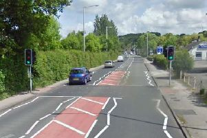 An elderly couple have been seriously injured after being knocked down by a Toyota Aygo on the pedestrian crossing close to the junction of Bye Pass Road and St Michaels Lane in Bolton-le-Sands on Wednesday, April 17.