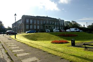 Morecambe Town hall