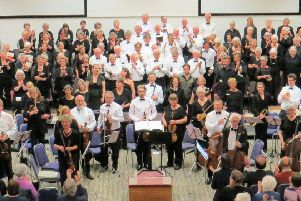 Eversley choir will join Dallam school choir, orchestra and soloists for a concert.