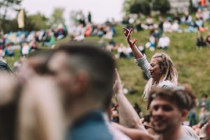 15,000 attend Lancaster's Highest Point festival in Williamson Park