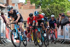 The first ever Lancaster Grand Prix takes place on Sunday.